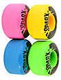Ricta Sparx Mixup 52mm 101a Skateboard Wheels