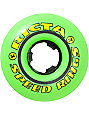 Ricta Speedrings Green 54mm Skateboard Wheels