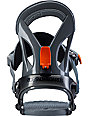 Ride EX Charcoal Snowboard Bindings
