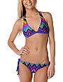 Rip Curl Rainmaker Reversible Halter Top