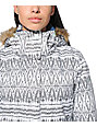 Roxy Jet Ski Tribal 10K Snowboard Jacket