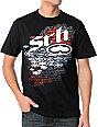 SRH Next Level Black T-Shirt
