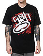 SRH Plaster Black T-Shirt