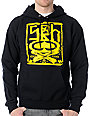 SRH Warning Sign Black & Yellow Pullover Hoodie