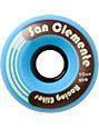 San Clemente Whirl Wind Racing Elites 70mm Longboard Wheels