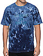 San Onofre Surf Co Stoner Tie Dye Navy T-Shirt