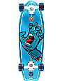 "Santa Cruz Screaming Hand Shark 27.7""  Cruiser Complete Skateboard"