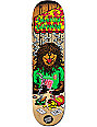 "Santa Cruz Shannon Poker Dog 8.0""  Skateboard Deck"
