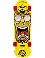 "Santa Cruz X Simpsons Homer Face 31""  Cruiser Complete Skateboard"
