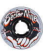 Sector 9 Nineball 54mm Cruiser Skateboard Wheels