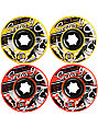 Sector 9 Race Formula 81mm Assorted Longboard Wheels