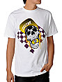 Sector 9 Sectorcidal Tendencies White T-Shirt