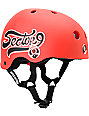 Sector 9 Swift Red Skateboard Helmet