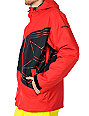 Sessions Truth 10K Red Snowboard Jacket