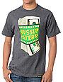 Shake Junt Money Talks Grey T-Shirt