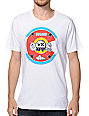 So-Gnar Slipmat White T-Shirt