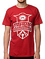 Spacecraft Badge Red T-Shirt