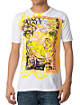 Spacecraft Chase White T-Shirt
