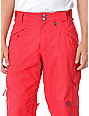 Special Blend Strike Red 10K Snowboard Pants