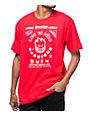 Spitfire Blazing Red T-Shirt