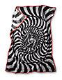Spitfire Classic Swirl Black & White Blanket