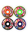 Spitfire Cole Zombie Mashup F1 52mm Skateboard Wheels