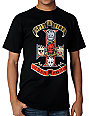 Spitfire Destruction Heads Black T-Shirt