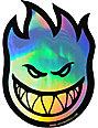 Spitfire Fireball Medium Prism Sticker