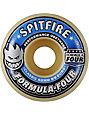 Spitfire Formula Four 52mm 99 Duro Skateboard Wheels