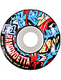 Spitfire Peter Ramondetta Zombie 54mm F1 Skateboard Wheels