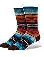 Stance Chicano Striped Crew Socks