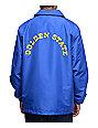 Starter Warriors Royal Blue Coaches Jacket