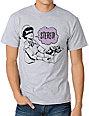 Stereo Speechless Rita Grey T-Shirt