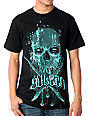 Sullen Brush Black T-Shirt
