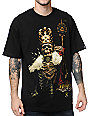 Sullen Nikko King Black T-Shirt