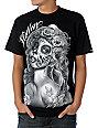 Sullen Querida Muerte Black T-Shirt