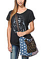 T-Shirt & Jeans Americana Studded Tote Bag