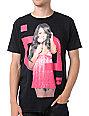TMLS Candy Girl Black T-Shirt