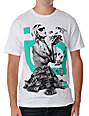 TMLS Money To Blow White & Mint T-Shirt