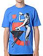 TMLS Wifey 7 Blue T-Shirt