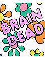 Teenage Brain Dead White T-Shirt