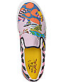 The Beatles X Vans Slip On Yellow Submarine Sea of Monsters Skate Shoes (Mens)