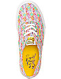 The Beatles x Vans Authentic Yellow Submarine Shoes (Womens)