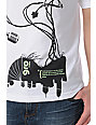 The Gro Project Speaker Tree White T-Shirt