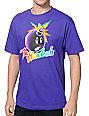 The Hundreds Adam Frank Purple T-Shirt