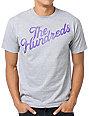The Hundreds Forever Slant Logo Heather Grey T-Shirt