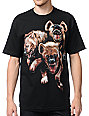 The Hundreds Hyenas Black T-Shirt