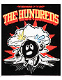 The Hundreds Run Adam Sticker