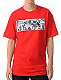 The Hundreds Transition Scene Red T-Shirt