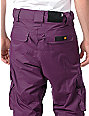 Thirtytwo Blahzay Purple Mens Snowboard Pants